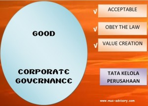 Langkah Implementasi Good Corporate Governance - PT Multi Utama Indojasa (MUC Consulting Group) - Kontak 021 78847078-78841036