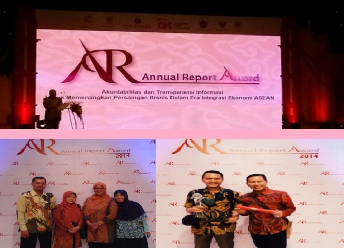 Pengumuman Annual Report Award 2014 - PT Multi Utama Indojasa - MUC Consulting Group - Info Kontak 7897078 - 78841036 - 78841035
